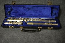 Blessing B101 Student Flute, Hard Case & Cleaning Rod - Made in USA - SN 20969