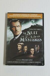 La Nuit Of Tous Les Mysteres - DVD Sound English Y Subtitles Frances. New