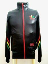 Adidas Rasta Jamaica Chile Bright Rare Retro Vintage Track Jacket S / Bob Marley