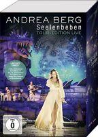 ANDREA BERG - SEELENBEBEN: TOUR EDITION (LIVE) (LIMITIERTE FANBOX)  3 CD NEU