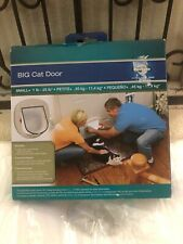 New PetSafe Big Cat Door Small 1-25 Lb