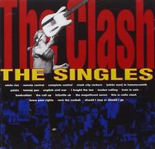 The Clash Singles CD NEW Should I Stay Or Should I Go/White Riot/London Calling+