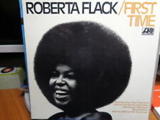 "Roberta Flack ""First Time"" 1972 ATLANTIC Oz 7"" PS EP 45rpm"