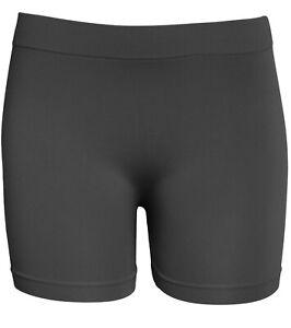 Women's Workout Seamless Biker Bermuda Boy Shorts