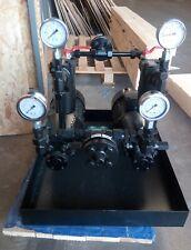 HP Technik Twin Fuel Oil Pump BIK 5007-So Part no. 0520053