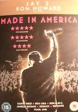 MADE IN AMERICA (DVD) . FREE UK P+P ............................................