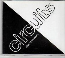 (EX353) Circuits, Pistols At Dawn - 2007 DJ CD