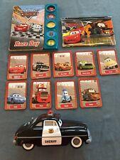 Disney Cars 3 thomasville Bonneville Carry case porte valise cuisine Pixar fdk49