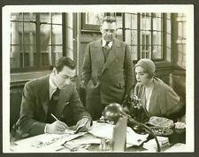 """Rare Bebe Daniels Original """"The Maltese Falcon"""" Photo Ricardo Cortez Vf 1931"""