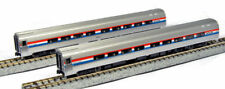 KATO 1066291 N Scale Amtrak Phase III 2-Car Passenger Car Set A 106-6291