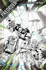 Transformers / Back To The Future #3 Cover A IDW Comics PREORDER SHIPS 09/12/20