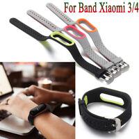 Armband aus Silikon Ersatz Armband Handgelenk (Strap)For Xiaomi MI Band 4 3