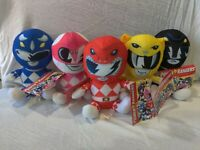 Mighty Morphin Power Rangers Plushies (Complete Set)