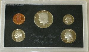 U.S Mint Proof Sets 1983 Proof Set P16-3 (Great looking set) with Kennedy half