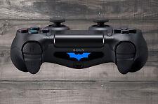 Batman Playstation 4 (PS4) Barra Luminosa Adesivo Decalcomania Pack of 3