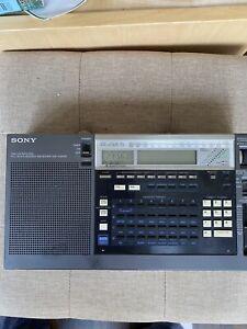 SONY ICF 2001 D