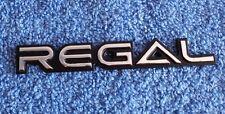 """NOS NEW Original 4"""" Buick Regal Chrome Tail Light Lens Emblem Ornament Plastic"""