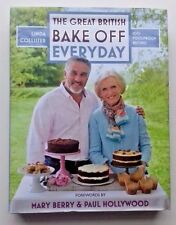 The Great British Bake Off Everyday Recipe Baking Cook Book Mary Berry Hollywood