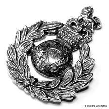 Royal Marines Corps Regiment Pewter Pin Brooch Badge -UK Made- British Navy