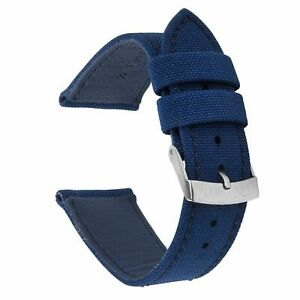 VintageTime Watch Straps - Genuine Cordura Fabric Military Replacement Bands