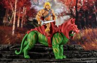 Masters of The Universe Origins 2020 He-man  and Battle Cat Walmart Exclusives