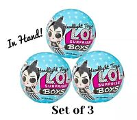 3 LOL Surprise Boys Series Wave Blue Ball Big Brother Doll Sparkle 1 2 4 5 6