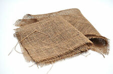 Hessian Square Pond basket Liners x 3