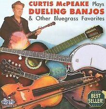 NEW Plays Dueling Banjos & Other Bluegrass Favorites (Audio CD)