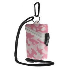 Witz Dry Box Keep it Safe Locker ID Scuba Diving Gear Bag NEW Camo PINK