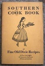 Dixie Cook Book Southern Recipe Cooking True 1st South White Trash Cajun Creole