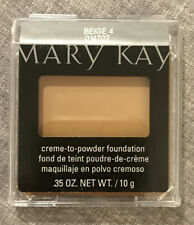 Mary Kay Beige 4 Creme-to-Powder Foundation