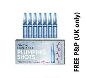 Avon Anew Skin Reset Plumping Protinol Technology Shots 7 day box