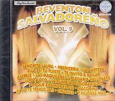 Los Cocodrilos La Super Maquina Reventon Salvadoreno Vol 9 CD New Nuevo Sealed