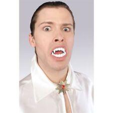 Complementos de color principal blanco para disfraces y ropa de época de vampiros