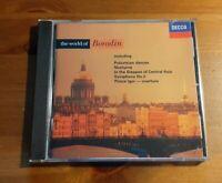 The World Of Borodin Solti Ansermet Borodin Quartet Etc 1995 Decca Germany