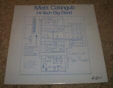 Hi-Tech Big Band Matt Catingub~1985 Contemporary Jazz~Mavis Rivers~FAST SHIPPING