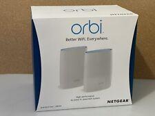 NETGEAR Orbi AC3000 Mesh Wireless Router + Satellite (RBK50-100UKS)