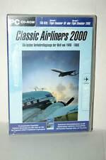 CLASSIC AIRLINERS 2000 GIOCO USATO OTTIMO PC CDROM VERSIONE TEDESCA RS2 38532