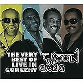 Kool & the Gang - The Very Best of Kool and the Gang Live in Concert (Live Recording, 2010)