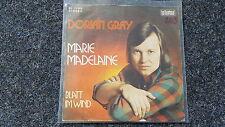 Dorian Gray - Marie Madelaine/ Blatt im Wind 7'' Single