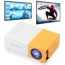 1080P HD LED Projector Kits Lot Phone Video Mini Home Theater Cinema Projector