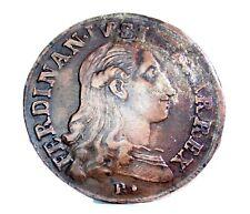 Napoli (Ferdinando IV di Borbone) da 12 Cavalli 1788