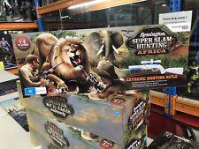 NINTENDO Wii or Wii U # Remington Super Slam Hunting Africa - Brand New - Rifle