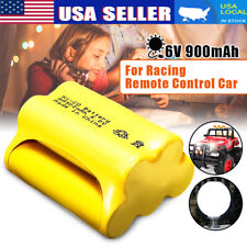 Ni-Cd AA 6V 900mAh Rechargeable Battery JST-SYP For Racing Remote Control Car