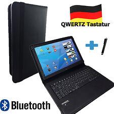 Bluetooth Teclado Alemán MEDION LIFETAB S10346 MD98992 10.1 pulgada funda