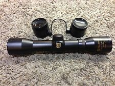 Nikko Stirling 2.5x32 Extended Eye Relief Scope Duplex Reticle