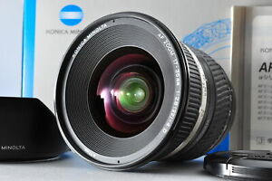 KONICA MINOLTA AF 17-35mm F/2.8-4 D Lens for Sony with Box [ NearMint ] E101407