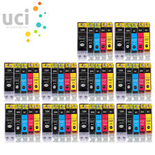 50 INK CARTRIDGES FOR CANON PIXMA iP5200 iP5200R iP5300 iP7600 PGI5 CLI8