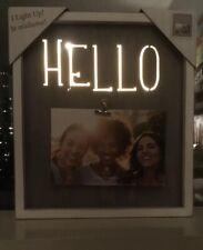 Nielsen Bainbridge Burnes Of Boston 6x4� Picture Frame 9x10.5� Light Up Box