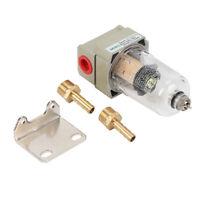 Trappola Filtro Linea d'Aria Olio/Acqua  Separatore Compressor Tool AF2000-02